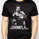 Best Buy Johnny Cash Men Adult T-Shirt Sz S-2XL