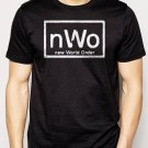 Best Buy New World Order T-Shirt nWo Logo WCW Professional Wrestling Men Adult T-Shirt Sz S-2XL