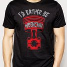 Best Buy Rather Be Wrenchin Men Adult T-Shirt Sz S-2XL