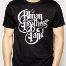 Best Buy The Allman Brothers Black T-Shirt Men Adult T-Shirt Sz S-2XL