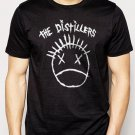 Best Buy The Distillers T-Shirt  VTG Style Punk Rock Men Adult T-Shirt Sz S-2XL