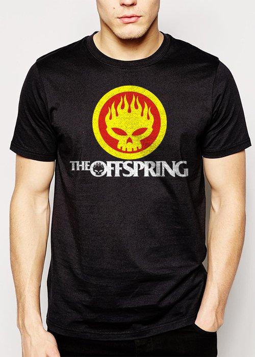 Best Buy The Offspring Men Adult T-Shirt Sz S-2XL