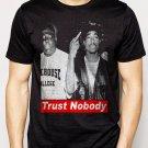 Best Buy Tupac Trust Nobody Men Adult T-Shirt Sz S-2XL