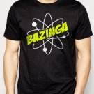 Best Buy Bazinga Sheldon Geek Science Big Bang Theory Men Adult T-Shirt Sz S-2XL
