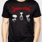 Best Buy IMMORTAL BAND Men Adult T-Shirt Sz S-2XL