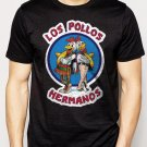 Best Buy LOS POLLOS HERMANOS Breaking Bad chicken Men Adult T-Shirt Sz S-2XL
