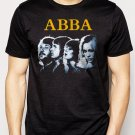Best Buy New Rare ABBA Logo Men Adult T-Shirt Sz S-2XL