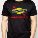 Best Buy SUNOCO Race Fuels NASCAR American Petroleum Men Adult T-Shirt Sz S-2XL