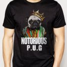 Best Buy The Notorious PUG Funny Men Adult T-Shirt Sz S-2XL