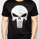 Best Buy The Punisher Superhero Skull Men Adult T-Shirt Sz S-2XL