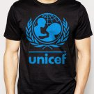 Best Buy UNICEF WHO Logo BARCELONA Men Adult T-Shirt Sz S-2XL