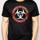 Best Buy Zombie Outbreak Response Team Men Adult T-Shirt Sz S-2XL