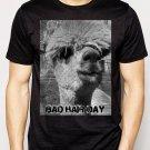 Best Buy Bad Hair Day Llama Lama Men Adult T-Shirt Sz S-2XL