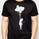 Best Buy Banksy Balloon Girl Cool Hipster Men Adult T-Shirt Sz S-2XL