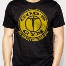 Best Buy God's Gym Funny Christian Workout Men Adult T-Shirt Sz S-2XL