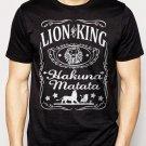 Best Buy Hakuna Matata Lion King Inspired Men Adult T-Shirt Sz S-2XL