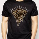 Best Buy Bleeding Melting Dripping Diamond Leopard Men Adult T-Shirt Sz S-2XL