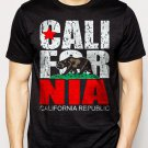 Best Buy California Republic state Bear Flag Men Adult T-Shirt Sz S-2XL