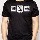 Best Buy Rough Terrain Crane Driver Men Adult T-Shirt Sz S-2XL