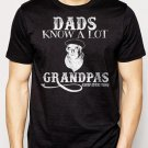 Best Buy Dads Know ALot Grandpas Know Everything Fathers Day Men Adult T-Shirt Sz S-2XL