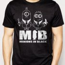 Best Buy Minions In Black Men Adult T-Shirt Sz S-2XL