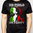 Best Buy No Pirlo No Party Andrea Juventus Italy Men Adult T-Shirt Sz S-2XL