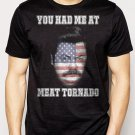 Best Buy RON SWANSON YOU HAD ME AT MEAT TORNADO Men Adult T-Shirt Sz S-2XL