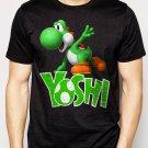Best Buy Boys Nintendo Big Green Yoshi Men Adult T-Shirt Sz S-2XL