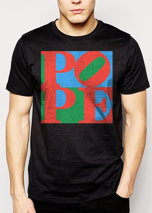 Best Buy Pope Love Park Philadelphia 2015 Pope Francis Men Adult T-Shirt Sz S-2XL