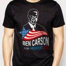 Best Buy Ben Carson For President 2016 Men Adult T-Shirt Sz S-2XL