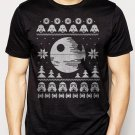 Best Buy Dark Side of the Force Star Wars Ugly Sweater Men Adult T-Shirt Sz S-2XL