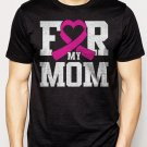 Best Buy For My Mom Breast Cancer Awareness Men Adult T-Shirt Sz S-2XL