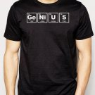 Best Buy GENIUS Periodic Table Elements Men Adult T-Shirt Sz S-2XL