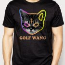 Best Buy Golf Wang Cat OFWGKTA Tyler the Creator Odd Future Wolf Gang Men Adult T-Shirt Sz S-2XL