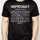 Best Buy INEPTOCRACY Political Humor Anti Obama Funny Men Adult T-Shirt Sz S-2XL