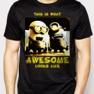 Best Buy Minions Are Awesome Men Adult T-Shirt Sz S-2XL