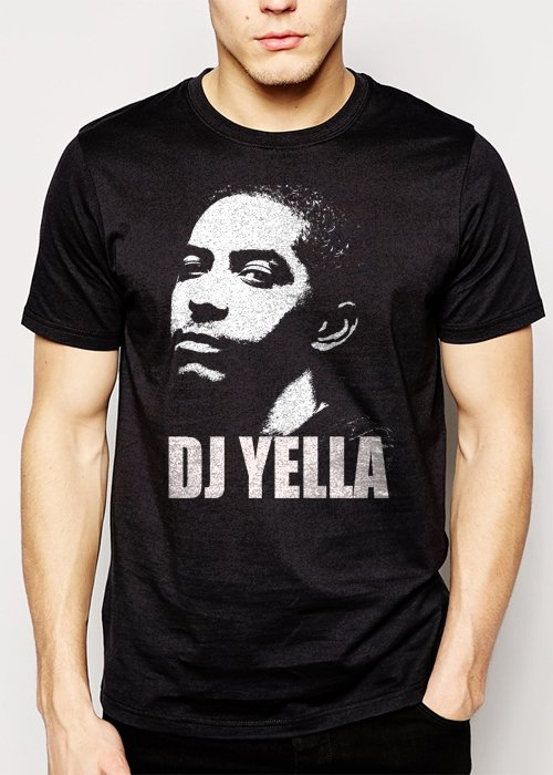 Best Buy Straight Outta Compton DJ Yella Men Adult T-Shirt Sz S-2XL