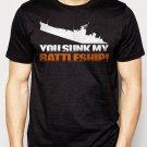 Best Buy You Sunk My Battleship Men Adult T-Shirt Sz S-2XL
