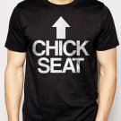 Best Buy Chick Seat Funny Raunchy Christmas Men Adult T-Shirt Sz S-2XL