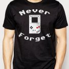 Best Buy Never Forget Video Game Men Adult T-Shirt Sz S-2XL