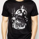 Best Buy Chica FNAF Five Nights at Freddy's Horror Men Adult T-Shirt Sz S-2XL
