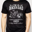 Best Buy I'm A Biker Dad Funny Motorbike Men Adult T-Shirt Sz S-2XL