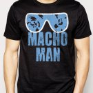 Best Buy MACHO MAN SAVAGE RANDY FUNNY Men Adult T-Shirt Sz S-2XL