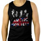Arctic Monkeys Indie Rock Band AM Alex Turner Humbug Soundwave Men Black Tank Top Sleeveless