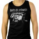 73L POWERSTROKE POWER STROKE FORD ENGINE TRUCK Men Black Tank Top Sleeveless