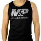 M&P by Smith & Wesson Men Black Tank Top Sleeveless