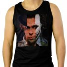 Alex Durden Joker Men Black Tank Top Sleeveless
