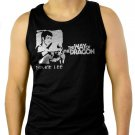 Bruce Lee Way Of The Dragon Men Black Tank Top Sleeveless