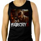 Far Cry 3 Men Black Tank Top Sleeveless