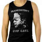 Frankenstein's Day Care Men Black Tank Top Sleeveless